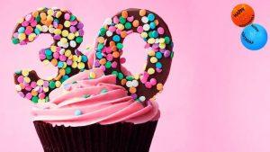 regalos de cumpleaños 30 años